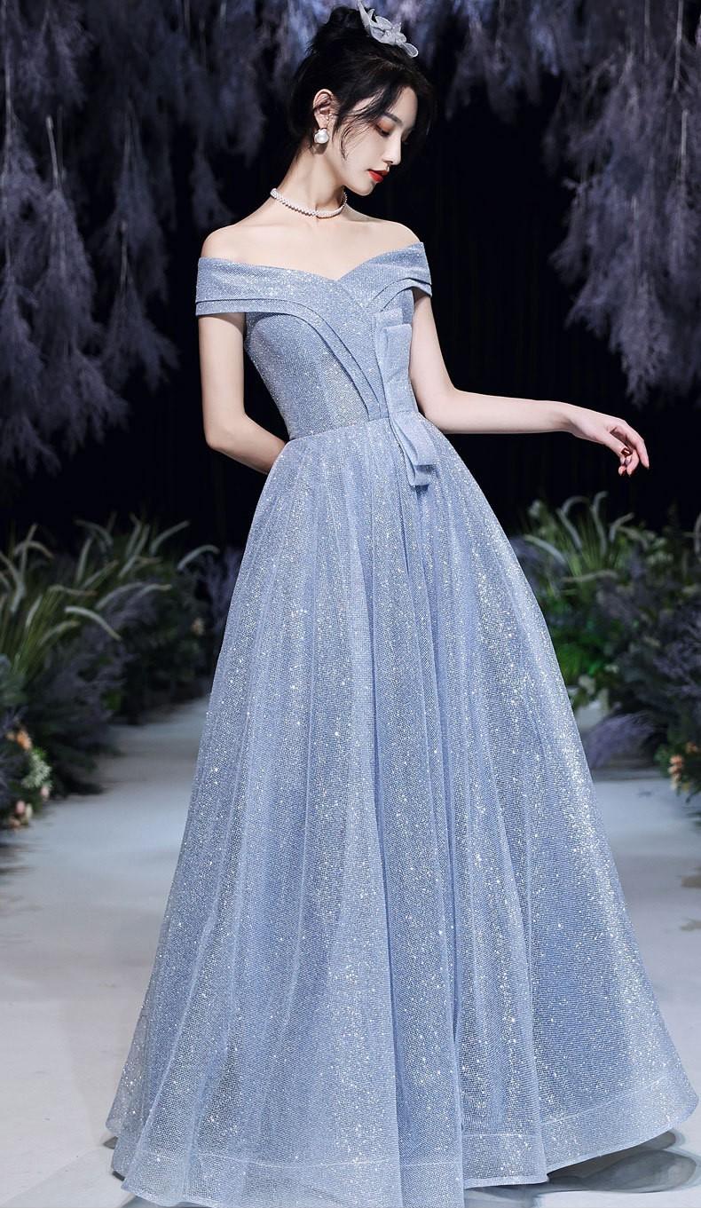 Thanh An Dress's Sparkling Evening Dress