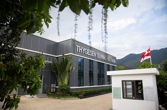 Thygesen Textile Vietnam Office