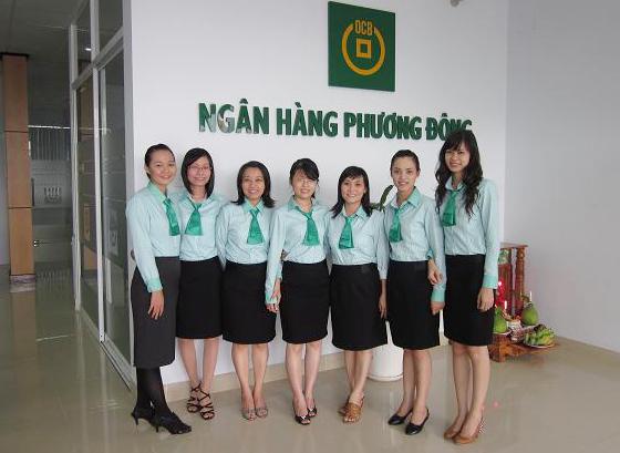 Uniform from Hoang Danh Faga Company