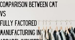 Comparison between CMT vs Fully Factored Manufacturing in Apparel Industry